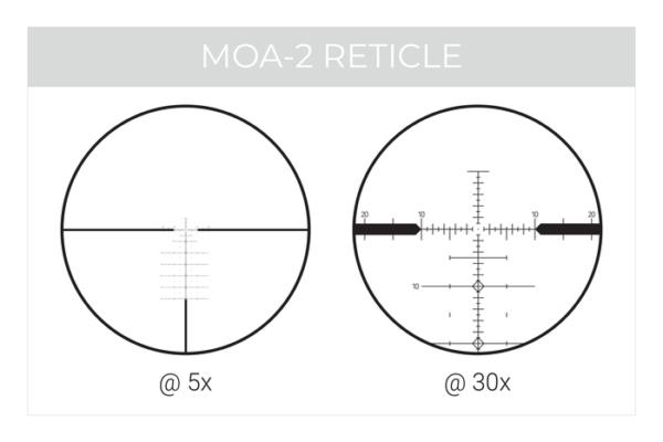 Riflescope RS3_MOA2_700x