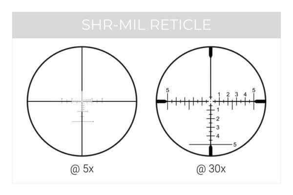 Riflescope RS3_SHRMIL_700x