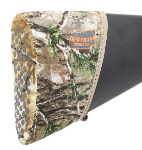 Beartooth Beartooth-slip-on-adjustable-shotgun-rifle-recoil-pad-kit-realtree-xtra_large