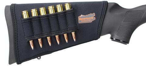 Beartooth stockguard-rifle-model-black-neoprene-gun-cover-sleeve-butt-stock_large