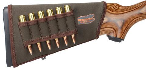 Beartooth beartooth-stockguard-rifle-model-brown-neoprene-gun-cover-sleeve-butt-stock_large